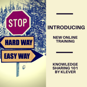 New online training